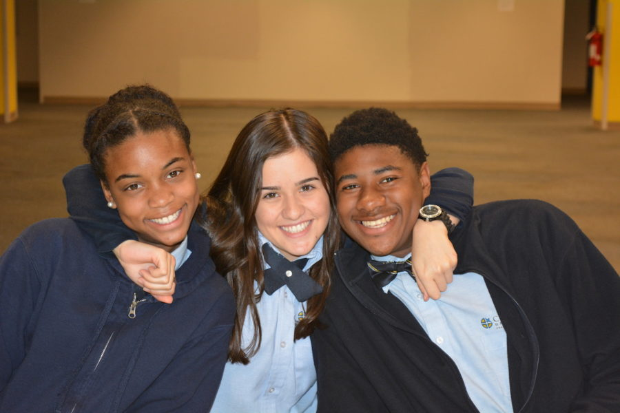 Students at Cristo Rey Baton Rouge Franciscan High School set sights on success