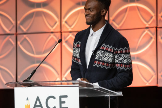 Forming the Next Generation of Leaders: ACE Alumnus Afriye
